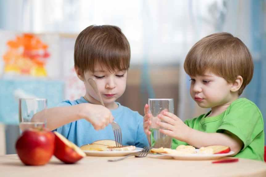 Razvoj prehranskih navad votroštvu