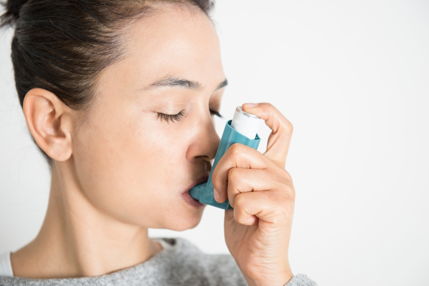 Astma in telesnaaktivnost