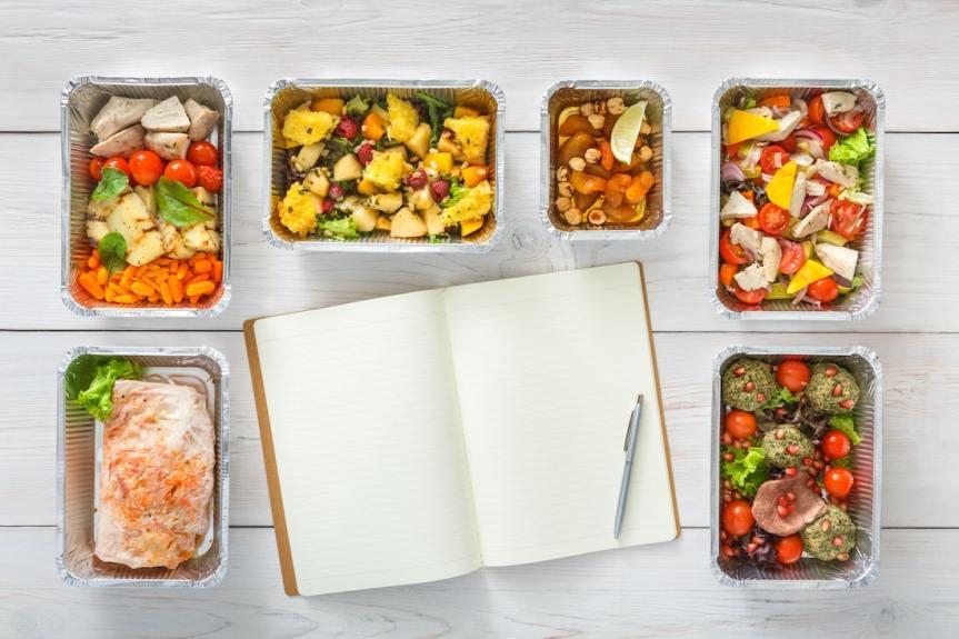 Načrtovanje obrokov 101